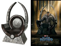 "8.6"" Movie Black Panther Throne Cosplay Prop Replica Statue Action Figure Toy"