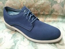 "MARK NASON - MAAS - Men's ""DressKnit"" Shoes Oxfords - Navy Blue - Size 10.5"