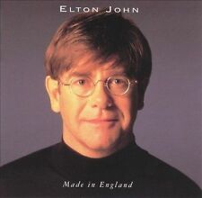 Elton John-Made In England (CD 1995) Believe~John Lennon~Paul Carrack
