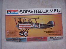 Maquette MONOGRAM 1/48ème SOPWITH CAMEL n°5204/ 1979