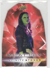 Marvel Avengers Infinity War RR1 Reality Infinity Stones Card by Upper Deck