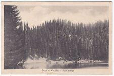 BOLZANO BOZEN NOVA LEVANTE 28 WELSCHNOFEN - Lago di CAREZZA KARERSEE Cartolina