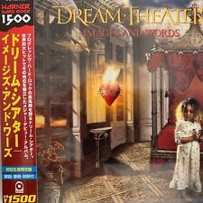 Images and Words by Dream Theater (CD, Sep-2011, WEA Japan)