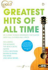 Gold Greatest Hits Of All Time (Chord Songbook) Lyrics & Chords (with Strumming