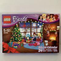LEGO Friends 41040 Christmas Advent Calendar Rare & Retired Box Opened - Unused