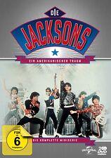 Die Jacksons - Ein amerikanischer Traum - Die komplette Miniserie (1992) [DVD]