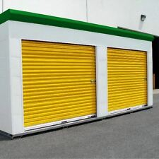DuroSTEEL JANUS 12' Wide by 10' Tall 2000 Series Commercial Roll-up Door DiRECT