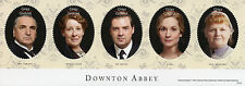 Ghana 2015 MNH Downton Abbey 5v M/S II TV Series Mr Bates Mrs Hughes Stamps