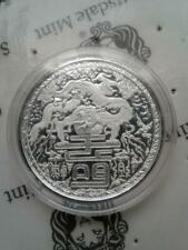 2018 1 oz. .999 Silver Cameroon Imperial Dragon Coin in Original packaging