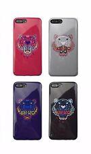 Kenzo Tigger Case iPhone 7 7 Plus iPhone 6 6S 6plus 6sPlus/Black White Pink Blue