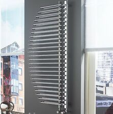 KUDOX SPINAKER VERTICAL RADIATOR CHROME (H)1300 MM (W)600 MM RRP £400