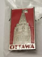 Ottawa Parliament Canada Ontario New Sealed Lapel Hat Pin 563