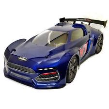 HOBAO HYPER VT NITRO ONROAD RTR RC CAR w/HYPER30 14KG SERVO, 2-SPEED, BLUE