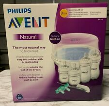 Philips Avent Natural Baby Bottle Essentials Gift Set, SCD208/01~B