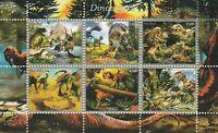 Dinosaurier Togo postfrisch   2593