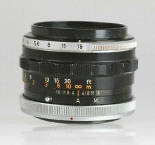 Canon Lens FL 1,8/50mm Objektiv #879049