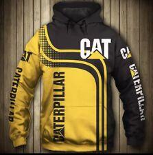 Felpa con Cappuccio Hoodies CAT Style Uomo/Man Hip-Hop Street Fashion Moda