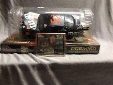 KEN  SCHRADER M & M BLACK AND WHITE 1:24 DIE CAST CAR
