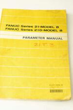 Fanuc Series 21 Model B 210 Model B Parameter Manual