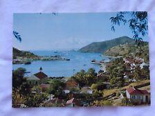 Vintage Postcard French ANtilles 22677
