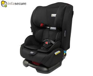 Infa Secure Legacy Convertible Car Seat - BlackAJ772