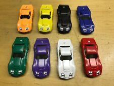 Iroc corvette bodies all 8 colors Aurora Tomy slot car