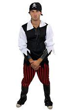 SET COMPLETE: costume uomo costume maschile PIRATA Stoertebeker L013 tgl 52, L