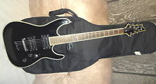 SCHECTER C-1 ELITE with ESP LTD logo Hybrid Electric Guitar