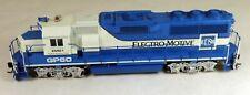 Custom Painted Athearn GP-60 Powered Diesel Locomotive EMD #1 HO Scale 1/87