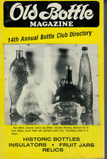 Old Bottle Magazine July 1981 Vol 14 No 7 USA 0558F