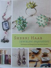 Beading Pattern Book JEWELRY INSPIRATIONS ~ Bead, Polymer Clay, Wire, Metal & +