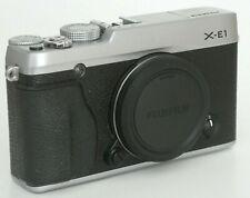 Fujifilm X-E1 Digital Camera Body + Warranty *FUJI DEALER* Excellent Condition
