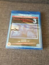Paranormal Activity 3 (Blu-ray and DVD Combo, 2012, 2-Disc Set) EXTENDED CUT