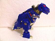 G2 vintage BLUE Grimlock variant near complete part lot Dinobot G1