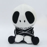 Disney the Nightmare Before Christmas Baby Jack Skellington 7inch Plush Doll Toy