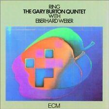 GARY BURTON (&Eberhard Weber, Pat Metheny) - RING  CD NEU