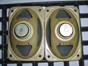 6VA Röhrenradio Lautsprecher aus telefunken musikschrank