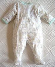 Baby-Strampler für Jungen mit Zeichentrick/Spaßmotiv aus 100% Baumwolle