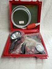 Vintage FORD Car Truck Roadside Emergency Safety Kit Flashlight Syphon 120