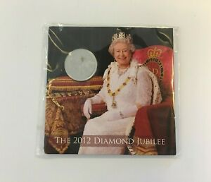 The 2012 Diamond Jubilee Coin Collection Pack (with toning)