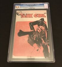 TANK GIRL: THE GIFTING 4 CGC 9.9 RETAILER INCENTIVE EDITION - Ashley Wood