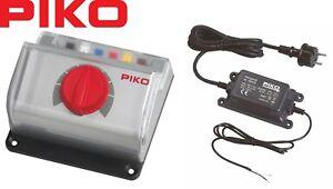 Piko G 35005 + 35006 Fahrregler mit 32 VA Schaltnetzteil - NEU
