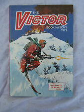 BOOK VICTOR ANNUAL 1977 unclipped outstanding condition