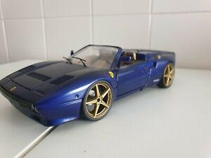 Ferrari GTO Cabrio Burago Modified