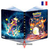 Pokémon - Portfolio 9 Pochettes A4 / 180 cartes: EB04.5  Destinées Radieuses