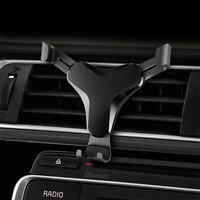 Universal Car Air Vent Mount Phone Gravity Holder For GPS iPhone Samsung HTC LG