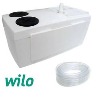 Kondensatpumpe Wilo Plavis 013-C 2G Kondensathebeanlage Pumpe Klima 2548552