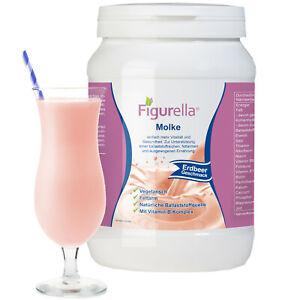 Figurella Molke - Abnehmen mit Süßmolke - Shake zum Trinken - 30 Portionen