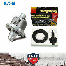 "EATON TRUETRAC LSD & MOTIVE GEAR 3.50 DIFF GEARS PACK FORD 9"" 28 SPLINE 10 BOLT"