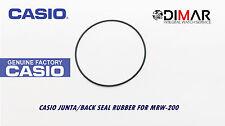 CASIO JUNTA/ BACK SEAL RUBBER, PARA . MRW-200